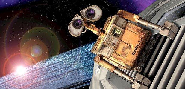 Wall-E film still