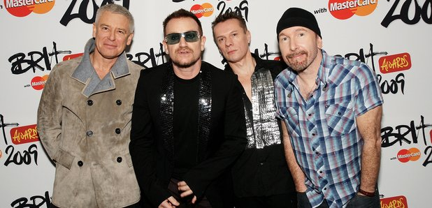 Brit Awards 2009 - Who was there? U2
