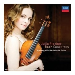 Julia Fischer: Bach Concertos