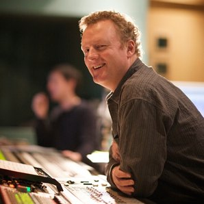 Howard at Abbey Road Studios