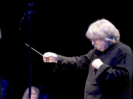 Karl Jenkins by John Phillips/PA Photos
