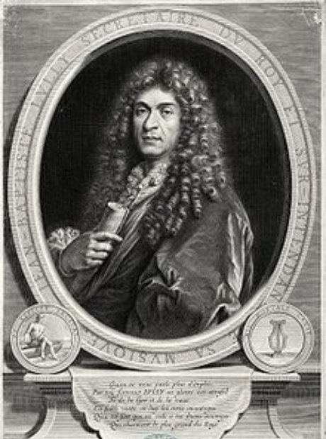 Jean-Baptiste Lully Roland