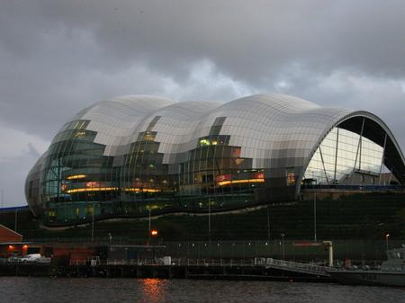 The Sage Gateshead 5th birthday