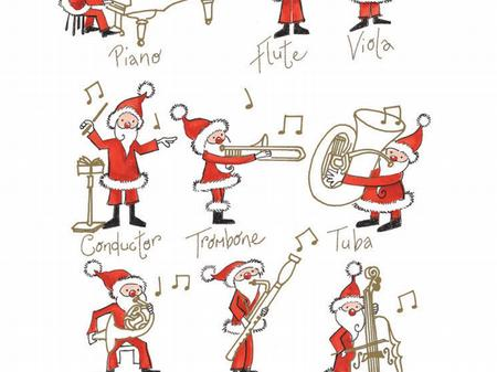 Browse The Classic FM Charity Christmas Cards - Classic FM