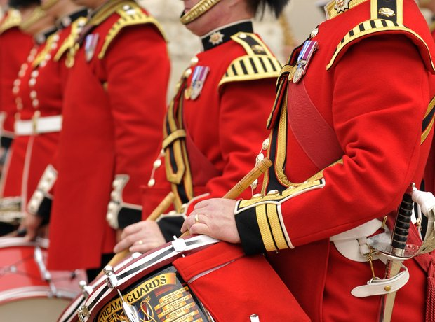 Band Coldstream Guards