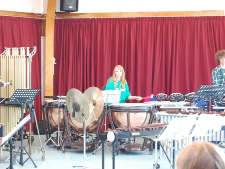 East Riding Senior Percussion Ensemble