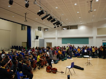 Islington Massed Ensemble