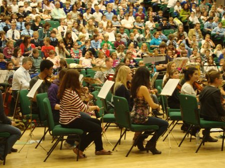 Wiltshire Massed Ensemble