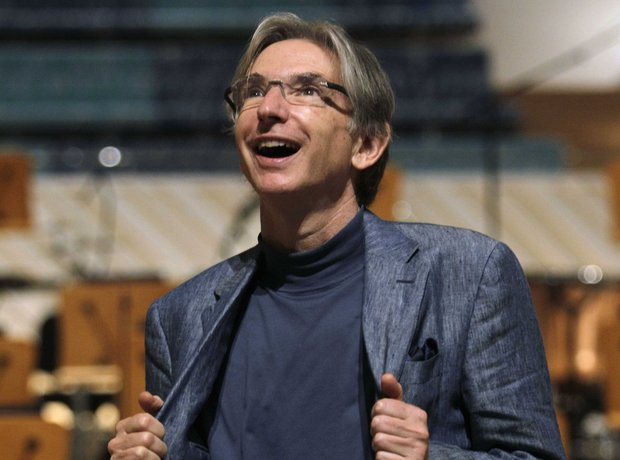 Michael Tilson Thomas conductor composer educator
