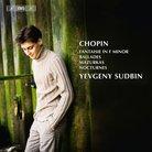 Chopin Yevgeny Sudbin