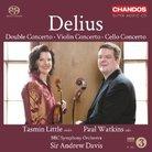 Violin Concerto; Cello Concerto; Double Concerto