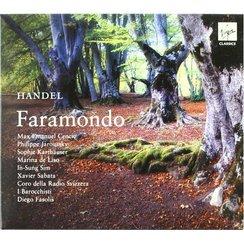 Faramondo Handel