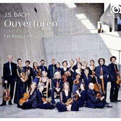 JS Bach Ouverturen Freiburg Baroque Orchestra