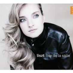 Lisa de la Salle on the cover