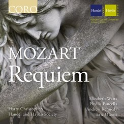 Mozart Requiem Hary Christophers