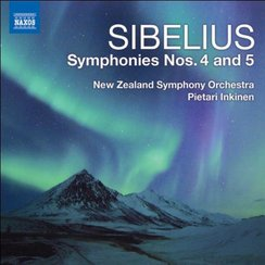 Pietari Inkinen and the New Zealand SO Sibelius