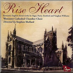 Rise Heart Worcester Cathedral Chamber Choir