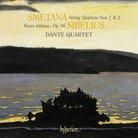 Smetana Sibelius Dante Quartet