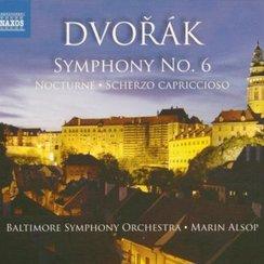 Dvořák Symphony No. 6