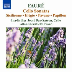 Fauré Cello Sonatas
