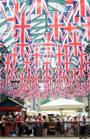 London Jubilee Build Up
