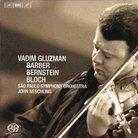 Vadim Gluzman Violin Works