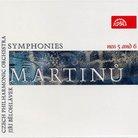 Martinů Symphonies Nos 5 & 6