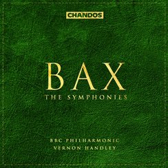Back to Bax BBC Philharmonic Orchestra Vernon Hand