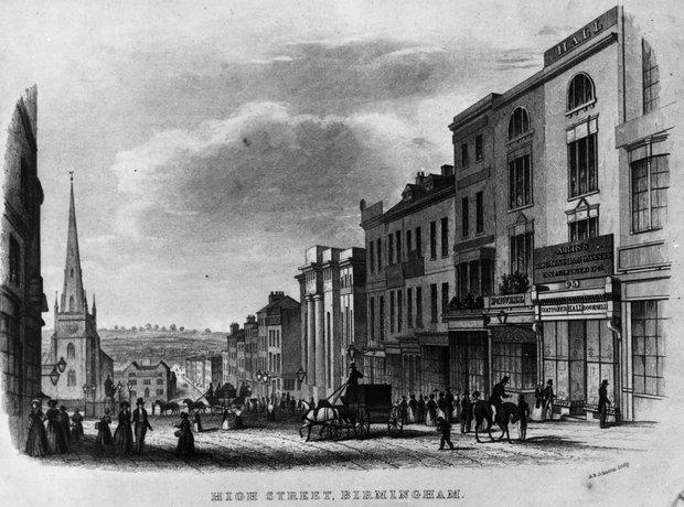 Birmingham in 19th Century