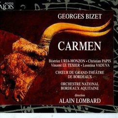 Bizet Carmen Uria-Monzon Papis Vaduva Orchestre Na