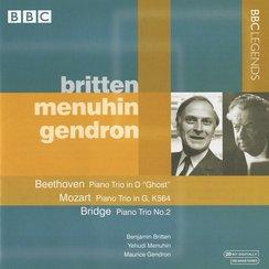 Live at Aldebrugh Britten Menuhin Gendron