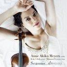 Anne Akiko Meyers eethoven, Debussy, Fauré, Gershw