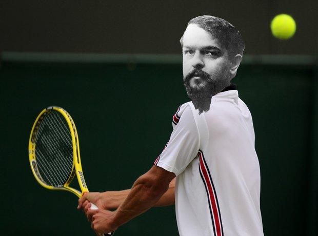 Claude Debussy tennis