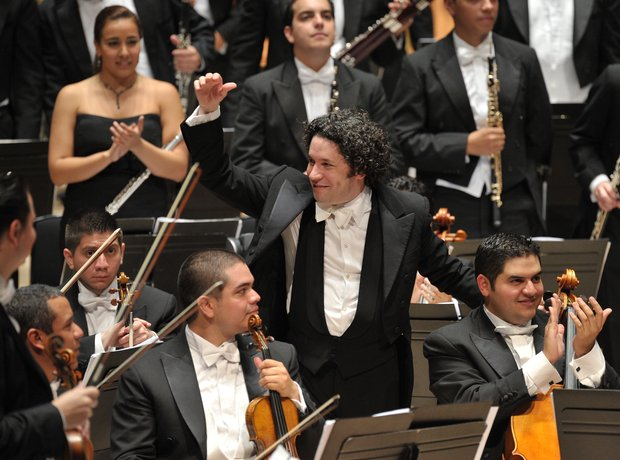 Dudamel and Simón Bolívar Symphony Orchestra Of Ve
