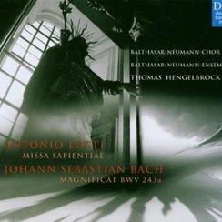 Lott Bach Balthasar-Neumann Choir & Ensemble Henge