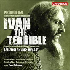 Prokofiev  Ivan the Terrible Ballad of an Unknown
