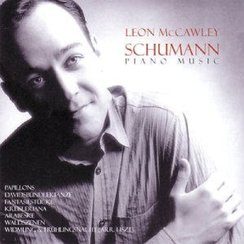 Schumann Piano music Leon McCawley