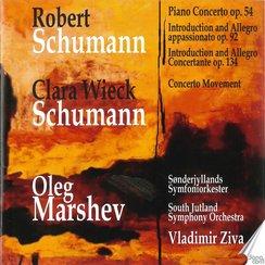 Schumann South Jutland Symphony Orchestra/Vladimir