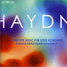 Haydn Solo Keyboard Music Vol.10 Ronald Brautigam