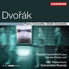 Dvořák Piano Concerto, Violin Concerto
