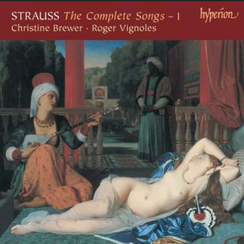 Strauss Songs Brewer Vignoles