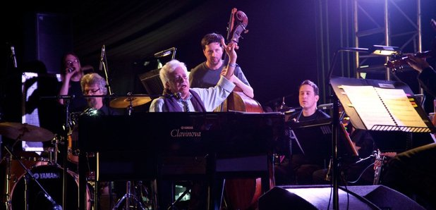 Britten Sinfonia and Van Dyke Parks at Latitude