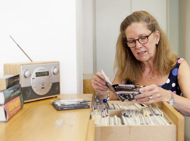 Jane Jones at Classic FM