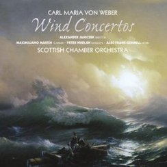 Weber Wind Concertos Scottish Chamber Orchestra