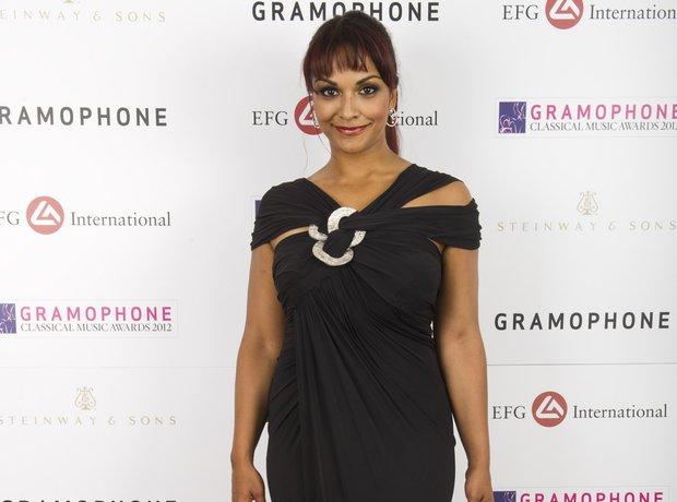Danielle de Nies Gramophone Awards 2012