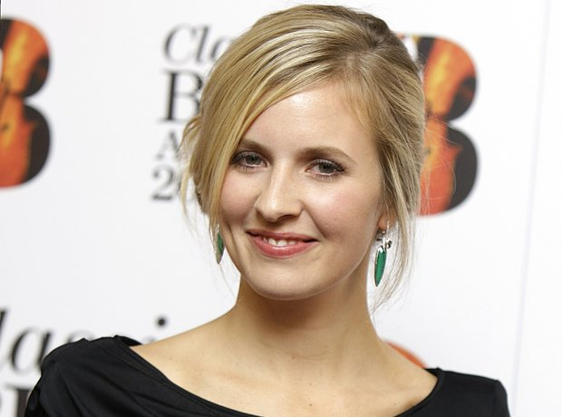 Alison Balsom Classic BRIT Awards 2012