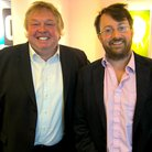 David Mitchell and Nick Ferrari