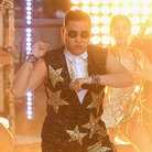 PSY live on stage