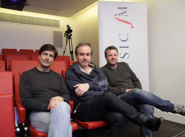 Tommy Pearson Thomas Newman David Arnold