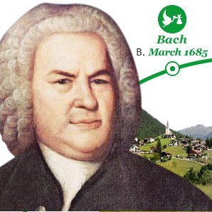 Bach: biography, music and videos